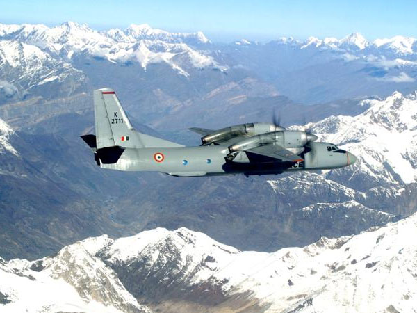 Indian Air Force plane with 29 on board, include 8 Vishaka employees, goes missing