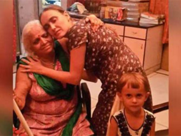 After Sushma Swaraj Tweets Akhilesh Yadav, Russian Woman 'United' With Family