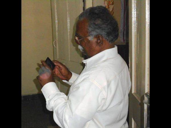 Kapila Ramkumar Kavitha Aakali Telugu