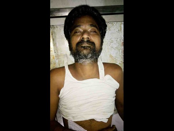 Rowdy sheet dies in prison at Visakhapatnam