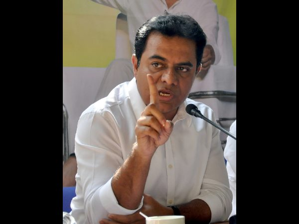 Telangana Minister KTR serious on Mining department