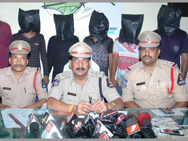 Hyderabad Crime Inter State Gang Nabbed Taskforce