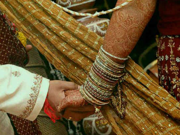 Farmer marries rape survivor, joins fight for justice