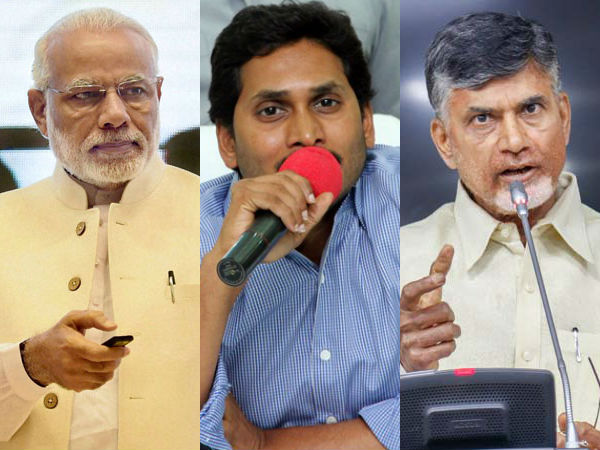Don't mortgage interests of 5 crore Andhras: Chandrababu on BJP and YSRCP