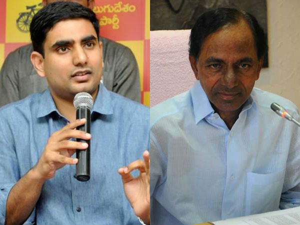 Nara lokesh lashes out at KCR