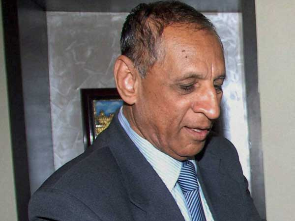 Narasimhan meets PM: busy in national capital