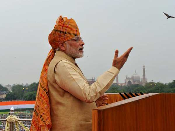 Threat perception to PM Modi is extremely high on Independence Day: Reports