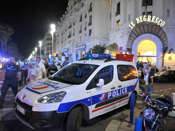 France: 80 killed after truck rams into crowd in Nice; attacker shot dead