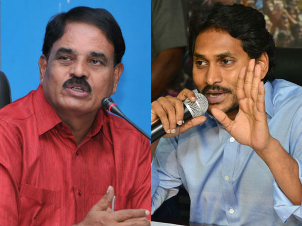 Palle Raghunatha Reddy takes on YS Jagan