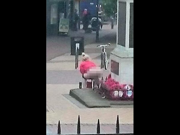 Mother-of-five denies urinating on war memorial on 100th anniversary of the Battle of the Somme