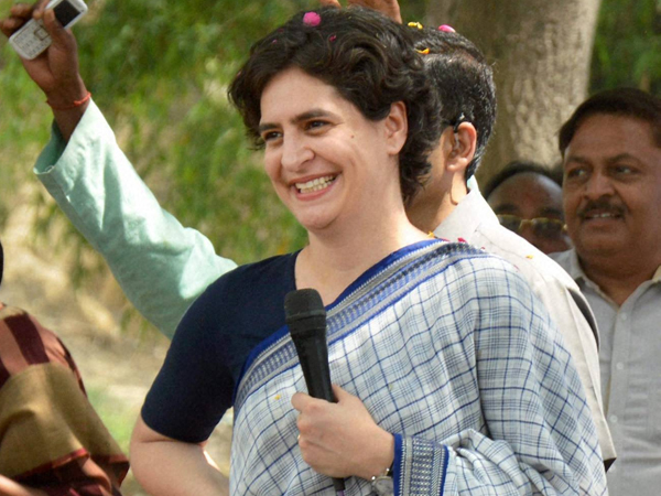Priyanka Gandhi to compaign for Congress in UP assembly elections