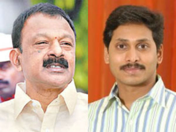 Raghuveera says YSRCP will dissolute like Ice Cream