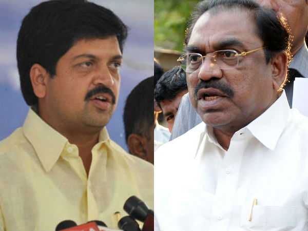 Ramachandraiah fires on cm chandrababu over corruption
