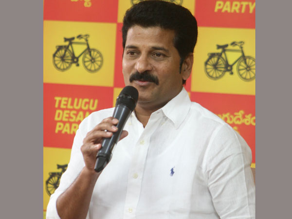 Revanth Reddy says KCR is in vasthu madness