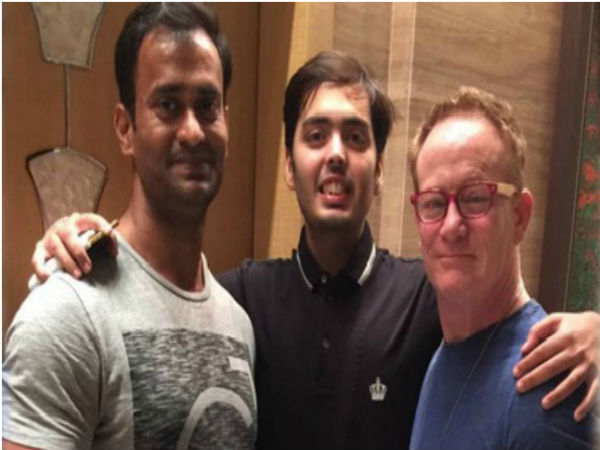 Anant Ambani's trainer reveals the workout routine and diet plan that led to the epic weight loss