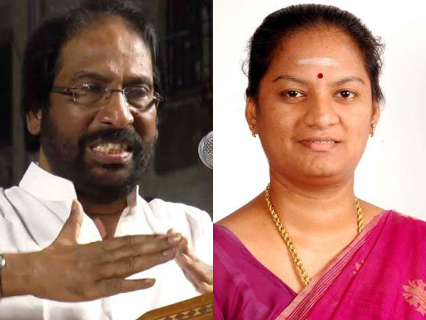 AIADMK MP slaps DMK counterpart Tiruchi Siva at New Delhi airport