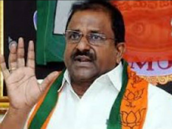 Somu Veerraju As state president of BJP