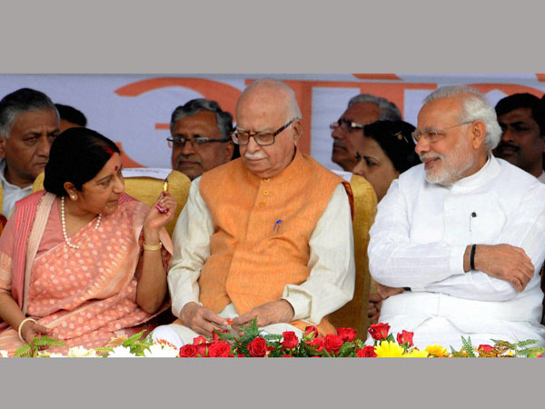 Sushma Swaraj did not attend today's Cabinet expansion ceremony