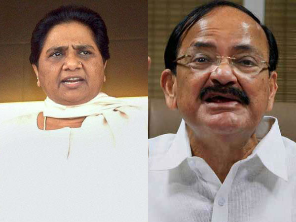 Modi a saviour, says govt as Mayawati plays Dalit card in Rajya Sabha