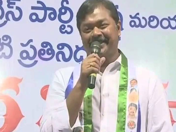 Ysrcp mla Dadisetty Raja gerts advance bail in tuni incident