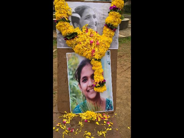 Visakha girl Tanuja death a suicide or murder?