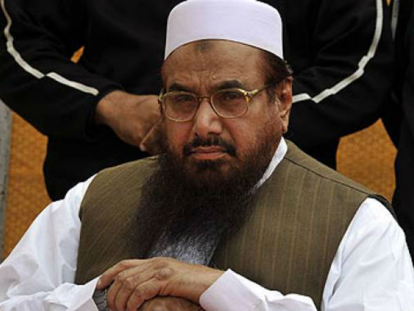 juD caravan led by Hafiz Saeed son stopped near LOC