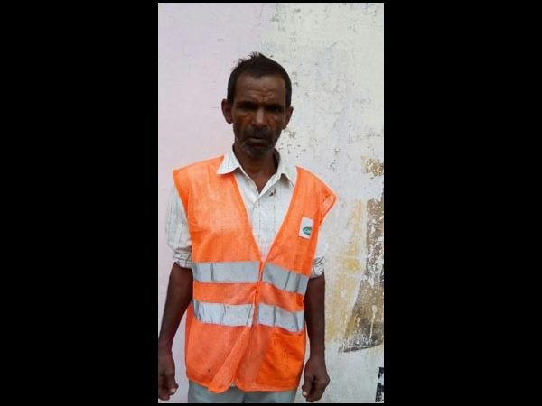 GHMC sanitation worker T Venkaiah named Best Worker in India