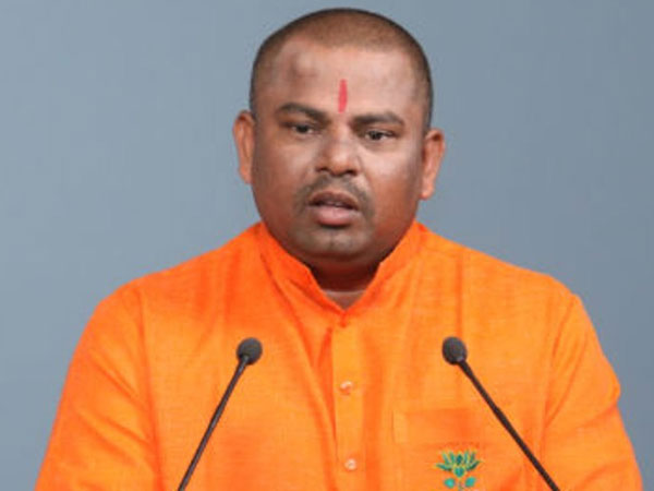 Mangalhat police registers a case against BJP MLA Raja Singh