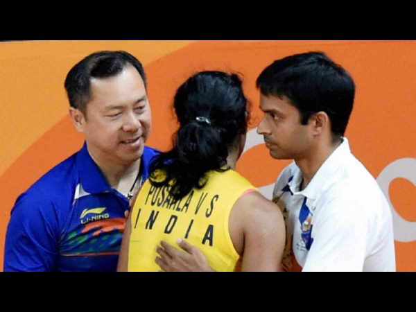 'Gopichand is best coach': Sindhu on Telangana dy CM's 'foreign coach' offer