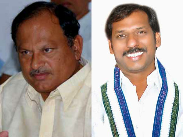 Gottipati versus Karanam Balaram again in Prakasam district