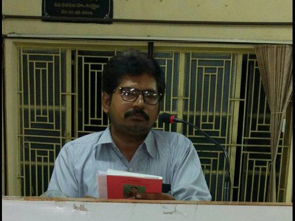 Mahmood Telugu Poem Kanudoyi Oka Raayi