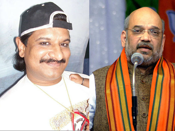 Congress leader drags Amit Shah into Nayeem's issue