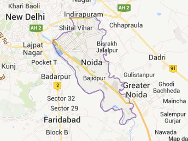 Man held for raping, robbing wife in Noida sector 120