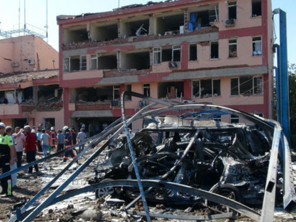 Trio of bombing attacks in Turkey kill 14 people