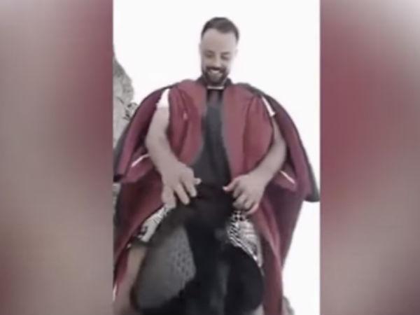 లైవ్ లో జంప్ చేస్తూ పైలట్ దుర్మరణం (వీడియో)