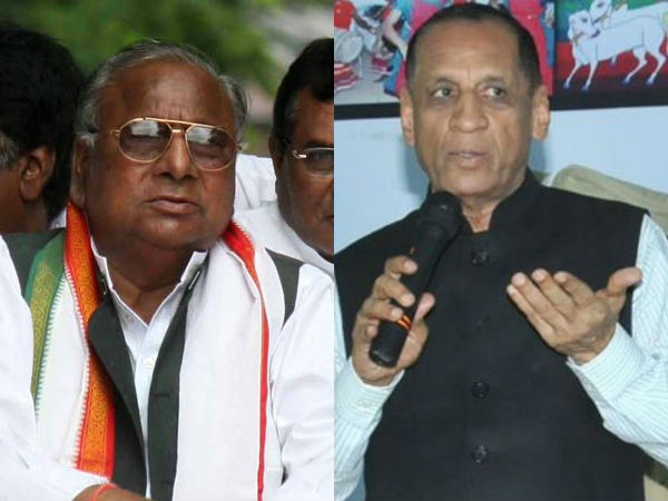 Congress Leader VH criticized Governor narashimhan
