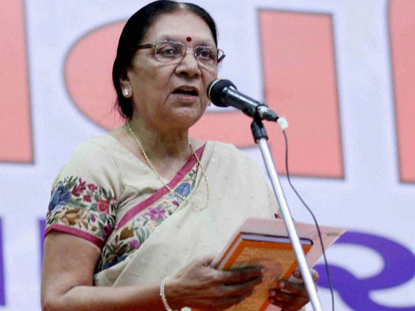 Anandiben Patel resigns as Gujarat chief minister