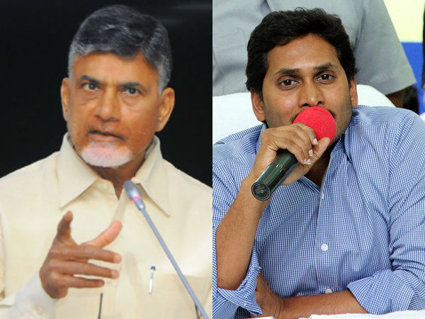 Special Status issue: Is Jagan corners Chandrababu?