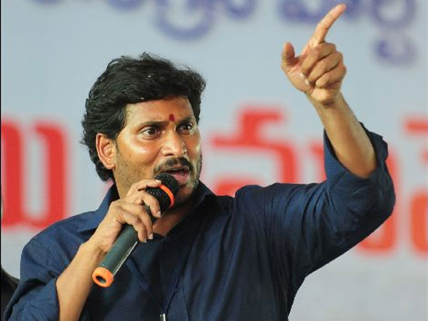 YS Jagan says he will fight till the special status to AP achieved
