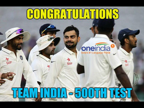 500th Test in Kanpur: Here are India's milestone Tests
