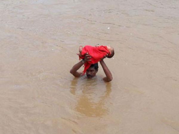 Chandrababu Responded On Bahubali Father
