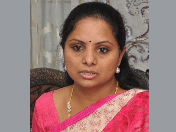 MP Kavita met Ramdev Baba for spice unit