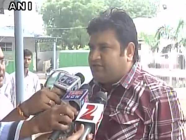 Delhi suspended minister sandeepkumar case take a unexpected turn