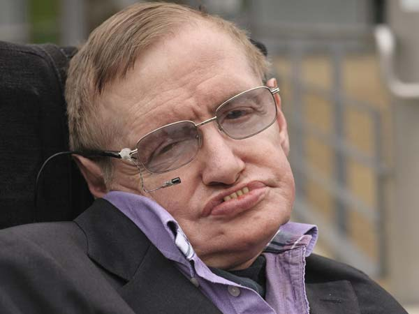 If aliens call, do not answer, warns Stephen Hawking