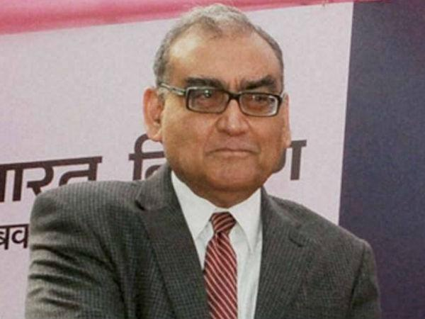 Was in love with Jayalalithaa, says Markandey Katju