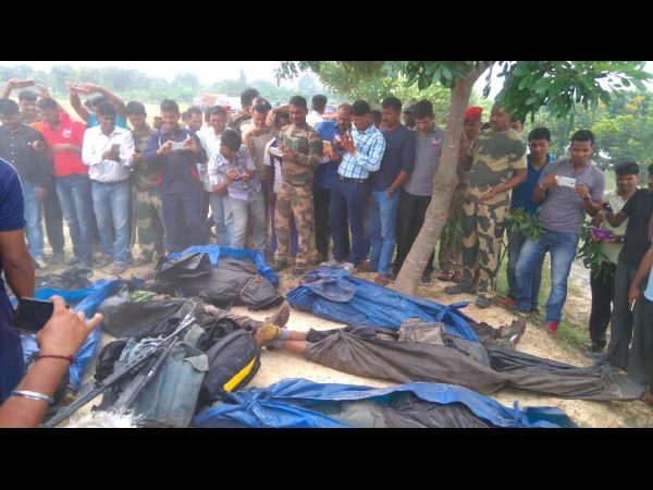 19 Maoists killed in a encounter