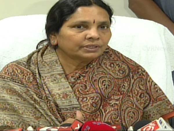 Bitter Experience Minister Mrunalini Krishna District