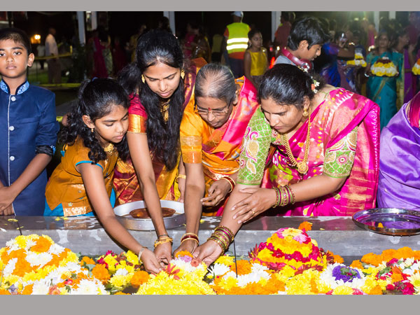 TDF BATHUKAMMA AND DASARA SAMBARALU