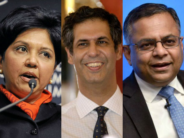 Indra Nooyi, N Chandrasekaran among top contenders for Tata Sons Chairmanship