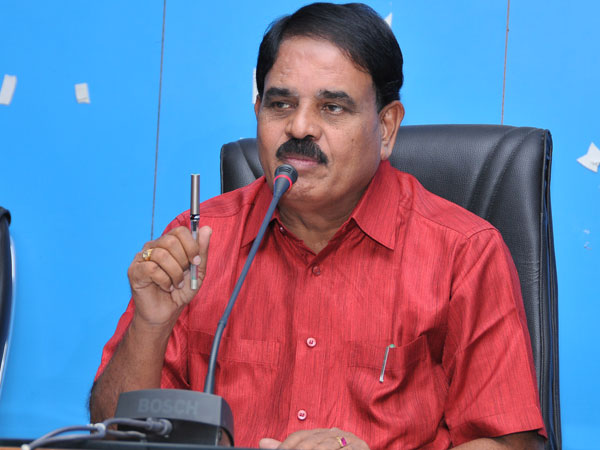 Palle condemns YSRCP allegations on Nara Lokesh